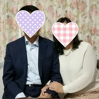 婚活期間3ヵ月!!47歳男性ご成婚(*^^)v