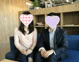 ハイスペック36歳男性ご成婚(*^^)v