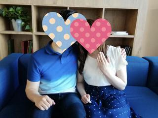 【祝☆ご成婚】~令和第一号ご成婚者~