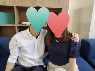 【祝☆ご成婚】~コロナに負けず交際2ヵ月で!~