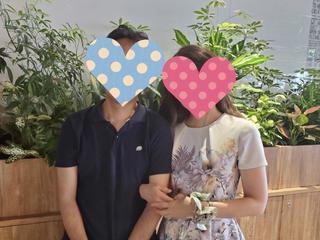 【祝☆ご成婚】~コロナが後押しになったカップル~